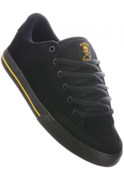 C1RCA Alle Schuhe Lopez 50 Pro black-black-gold vorderansicht 0604657