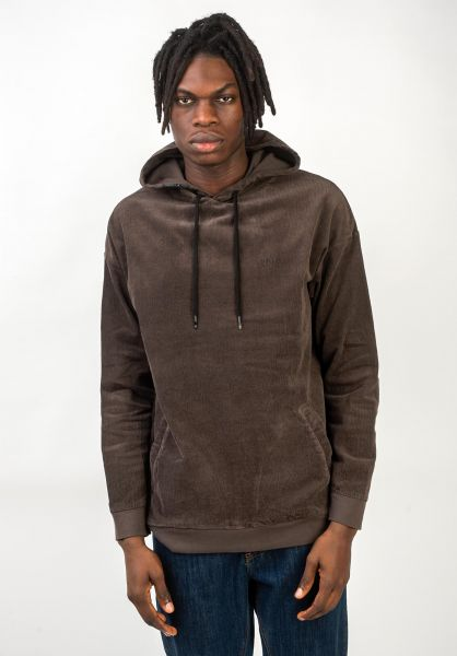Globe Hoodies Tune fatigue vorderansicht 0445529
