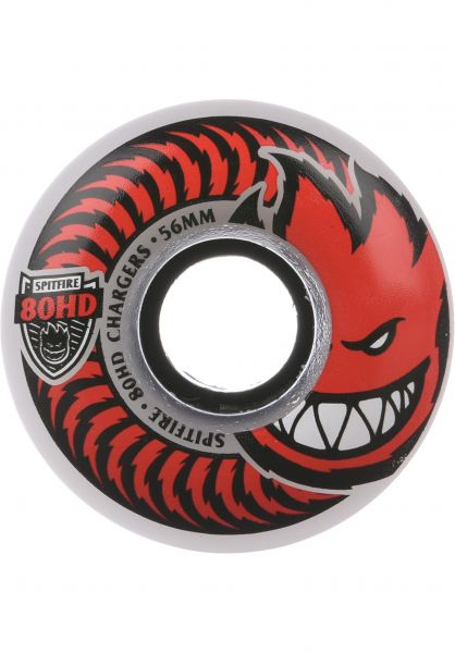 Spitfire Rollen Charger Classic Clear 80A clear vorderansicht 0133864