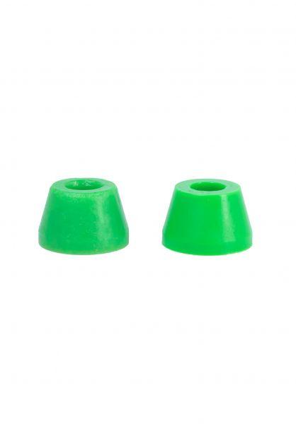 Zak Maytum Skate Products Lenkgummis Super Carve 93A green vorderansicht 0199234
