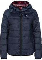 iriedaily Winterjacken Turn Jacket navy Vorderansicht