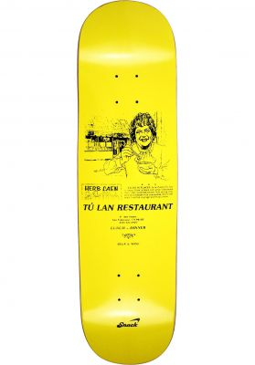 Snack-Skateboards Tu Lan Restaurant