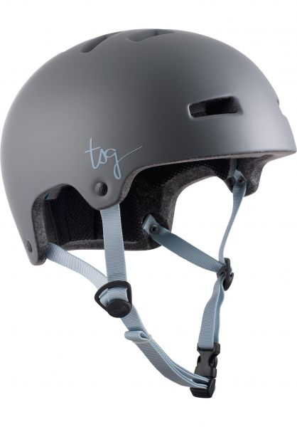 TSG Helme Ivy Women Solid Color satin smoked pearl vorderansicht 0750125