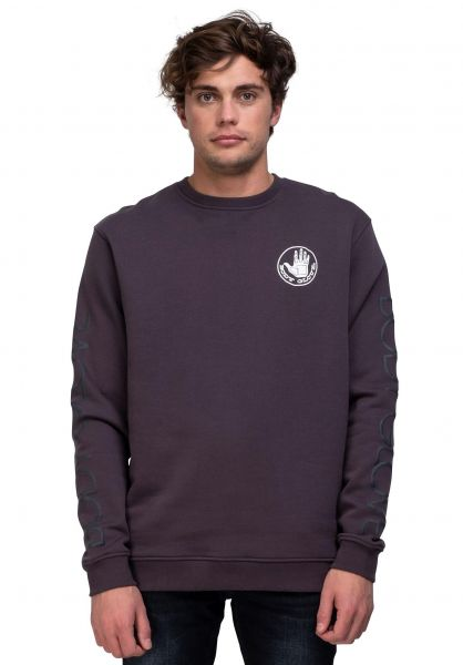 Body Glove Sweatshirts und Pullover Core Logo washedblack vorderansicht 0422770