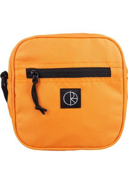 Polar Skate Co Taschen Cordura Dealer orange Vorderansicht