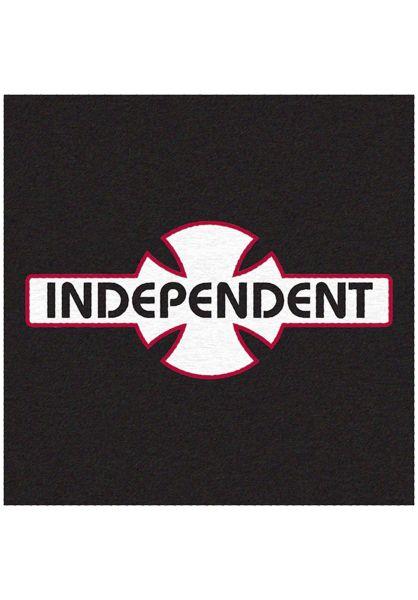 Independent Verschiedenes Truck Co. Rug black-red-white vorderansicht 0972561