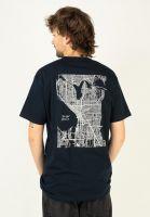 girl-t-shirts-pin-point-navy-vorderansicht-0324109