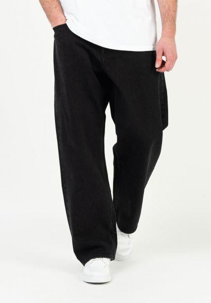 Volcom Jeans Billow Pant black vorderansicht 0269092