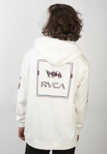 RVCA Hoodies Logo Pack antiquewhite vorderansicht 0445526