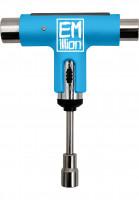 EMillion Skate-Tools x Silver Tool blue-silver Vorderansicht