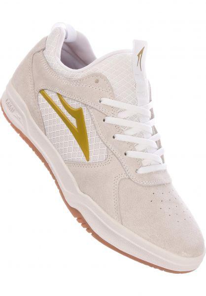 Lakai Alle Schuhe The Proto Tony Hawk white-gum vorderansicht 0604502