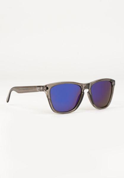 CHPO Sonnenbrillen Bodhi grey-bluemirror vorderansicht 0590621