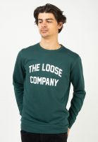 loose-skateboard-co-sweatshirts-und-pullover-college-crewneck-green-vorderansicht-0423116