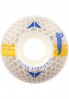 Crupie-Rollen-Sarmiento-Golf-101A-white-Vorderansicht