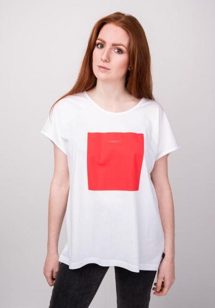 Forvert T-Shirts Kampa white vorderansicht 0398611