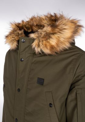 Vintage Industries Circle Parka