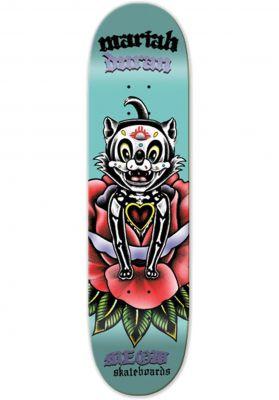 Meow Skateboards Mariah Duran Dia De Los Gatos