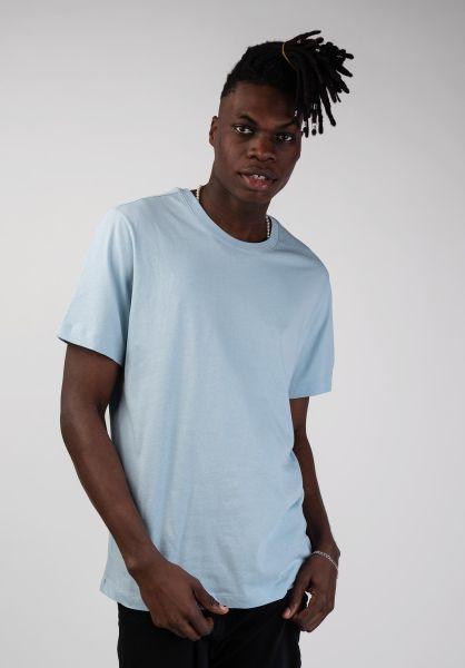 Nike SB T-Shirts Essential lightamoryblue vorderansicht 0398166