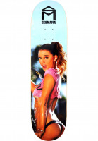Sk8Mafia-Skateboard-Decks-Wet-3-multicolored-Vorderansicht