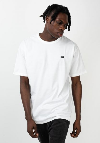 Vans T-Shirts Off the Wall Classic white vorderansicht 0321446