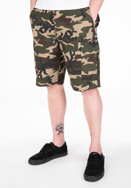 Dickies Cargoshorts New York camouflage vorderansicht 0551776