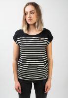 iriedaily-t-shirts-slothy-stripe-black-vorderansicht-0321124