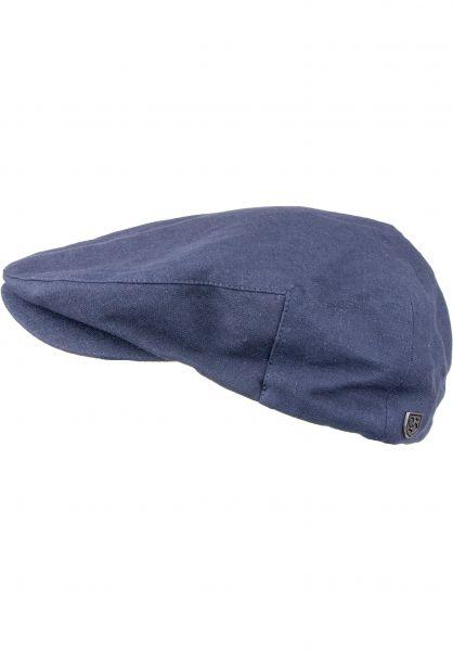 Brixton Hüte Hooligan washednavy vorderansicht 0580163