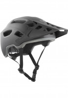 TSG-Helme-Trailfox-Solid-Color-III-satin-black-Vorderansicht