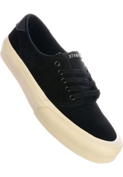 Straye Alle Schuhe Fairfax Suede black-bone vorderansicht 0604719
