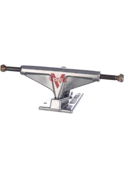 Venture Achsen 5.0 High silver vorderansicht 0120977