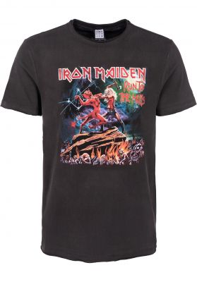 Amplified Iron Maiden Run To The Hills