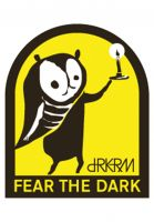 darkroom-verschiedenes-fear-the-dark-sticker-multicolored-vorderansicht-0972467
