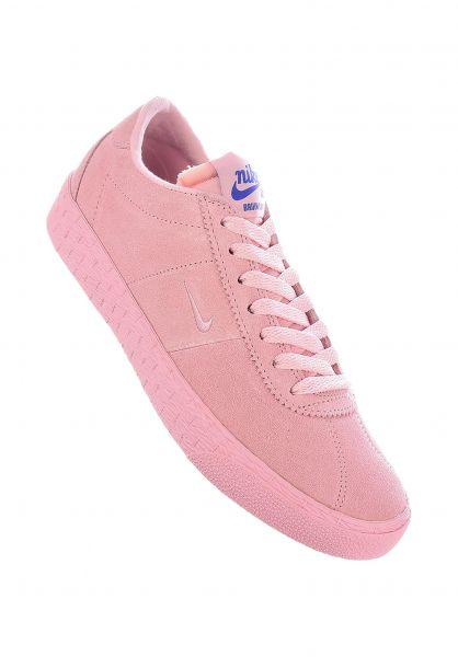 Nike SB Alle Schuhe Zoom Bruin Ultra NBA bubblegum-bubblegum-universityred vorderansicht 0612470