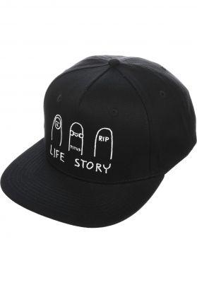 TITUS Caps Life Story Snapback