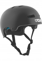TSG Helme Evolution Kids Solid Color satin-black Vorderansicht