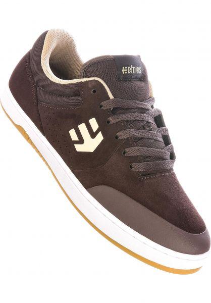 etnies Alle Schuhe Marana x Michelin brown-white vorderansicht 0604316