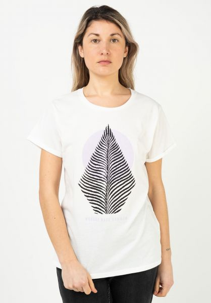Volcom T-Shirts Radical Daze starwhite vorderansicht 0399518
