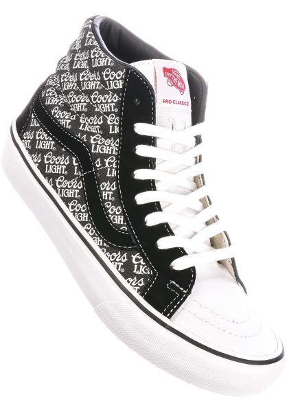 Vans Alle Schuhe Sk8-Hi Pro coors-light vorderansicht 0603286