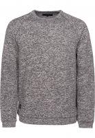 Makia-Sweatshirts-und-Pullover-Chalk-black-white-Vorderansicht