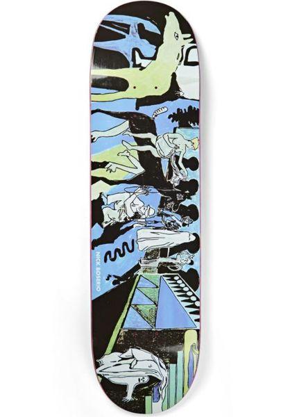 Polar Skate Co Skateboard Decks Boserio The Riders multicolored vorderansicht 0266786