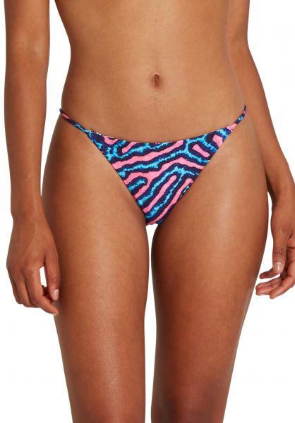 Volcom Beachwear Coral Morph Skimpy Reversible Bikini-Bottom multi vorderansicht 0205457