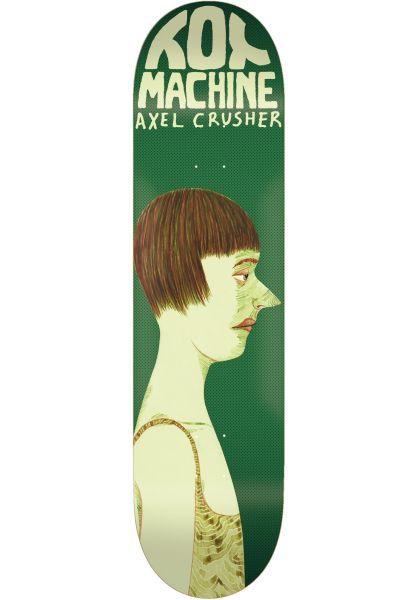 Toy-Machine Skateboard Decks Faces Series Cruysbergh vorderansicht 0264002
