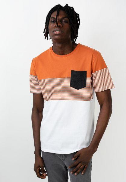 Rules T-Shirts Moppo rust vorderansicht 0399963