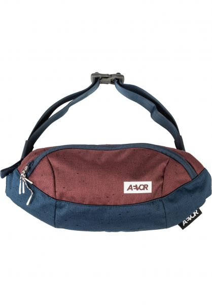 AEVOR Taschen Shoulder Bag bichrome-iris vorderansicht 0169145