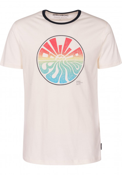 14a91c41 Sunset Billabong T-Shirts in offwhite for Men | Titus