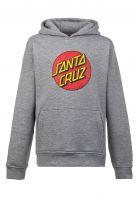 santa-cruz-hoodies-youth-classic-dot-heathergrey-vorderansicht-0446251