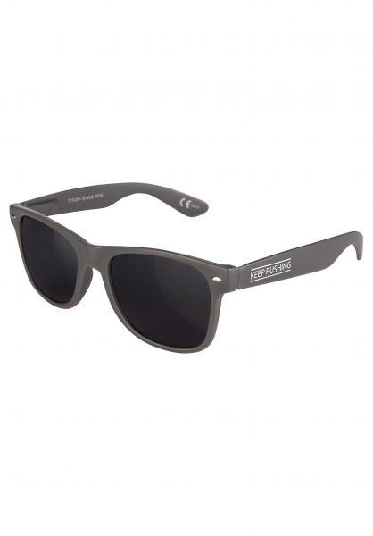 TITUS Sonnenbrillen Keep Pushing gunmetal-black Vorderansicht
