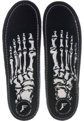 Footprint Insoles Kingfoam Orthotic Skeleton