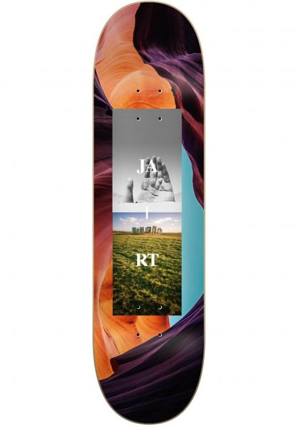 JART Skateboard Decks Array stone vorderansicht 0265330