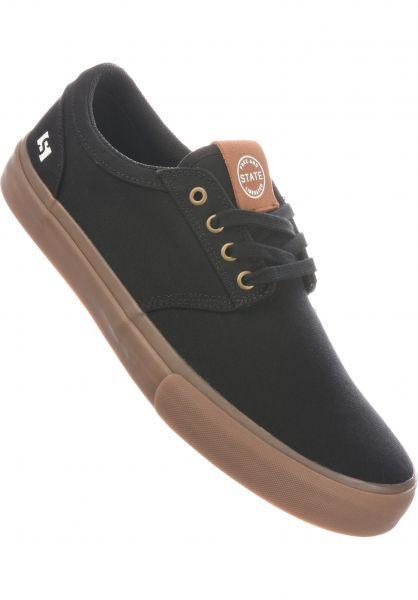 State Alle Schuhe Elgin Vegan black-gum vorderansicht 0604853